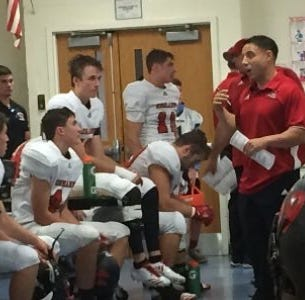 Greg Russo gets his shot with Northern Highlands football, brings high hopes