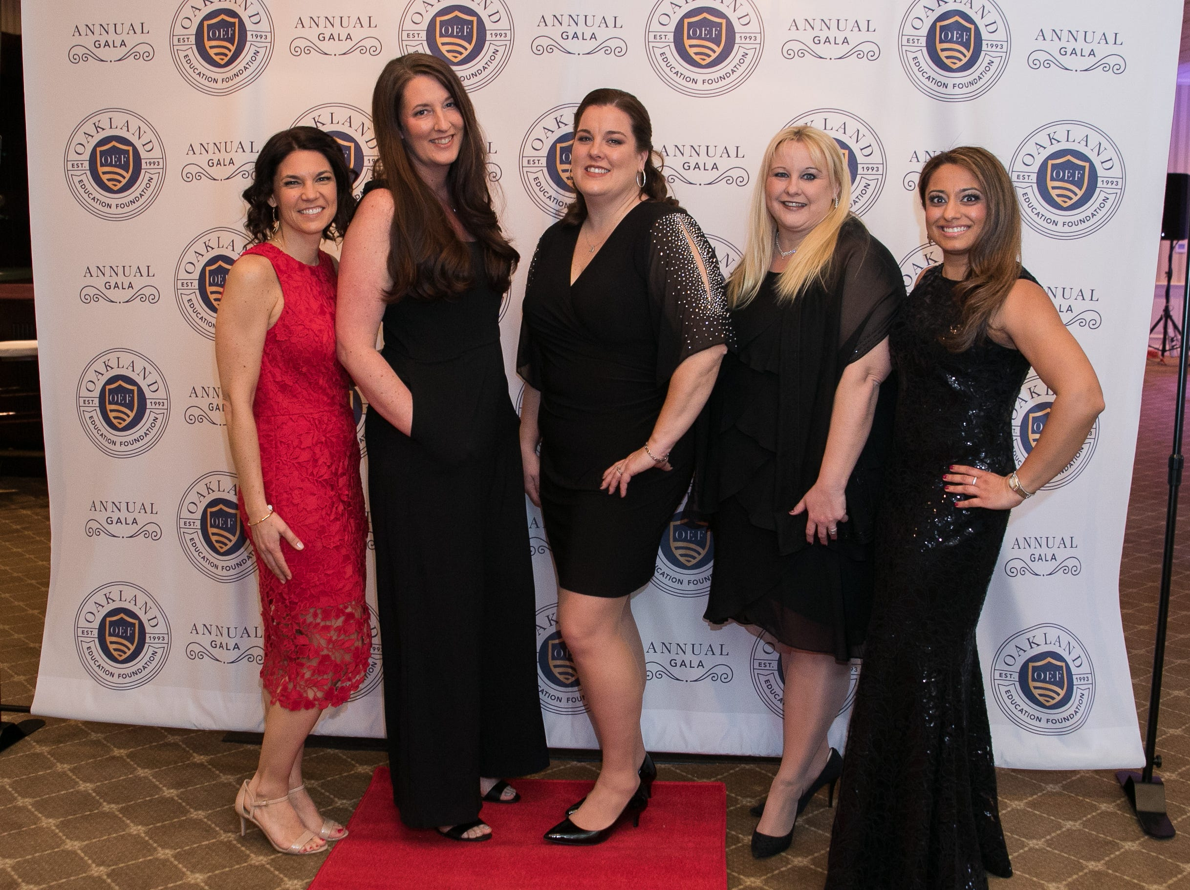 Dogwood Moms. The Oakland Education Foundation held their 25th Anniversary Casino Night Gala at Preakness Hills Country Club in Wayne. 03/16/2019