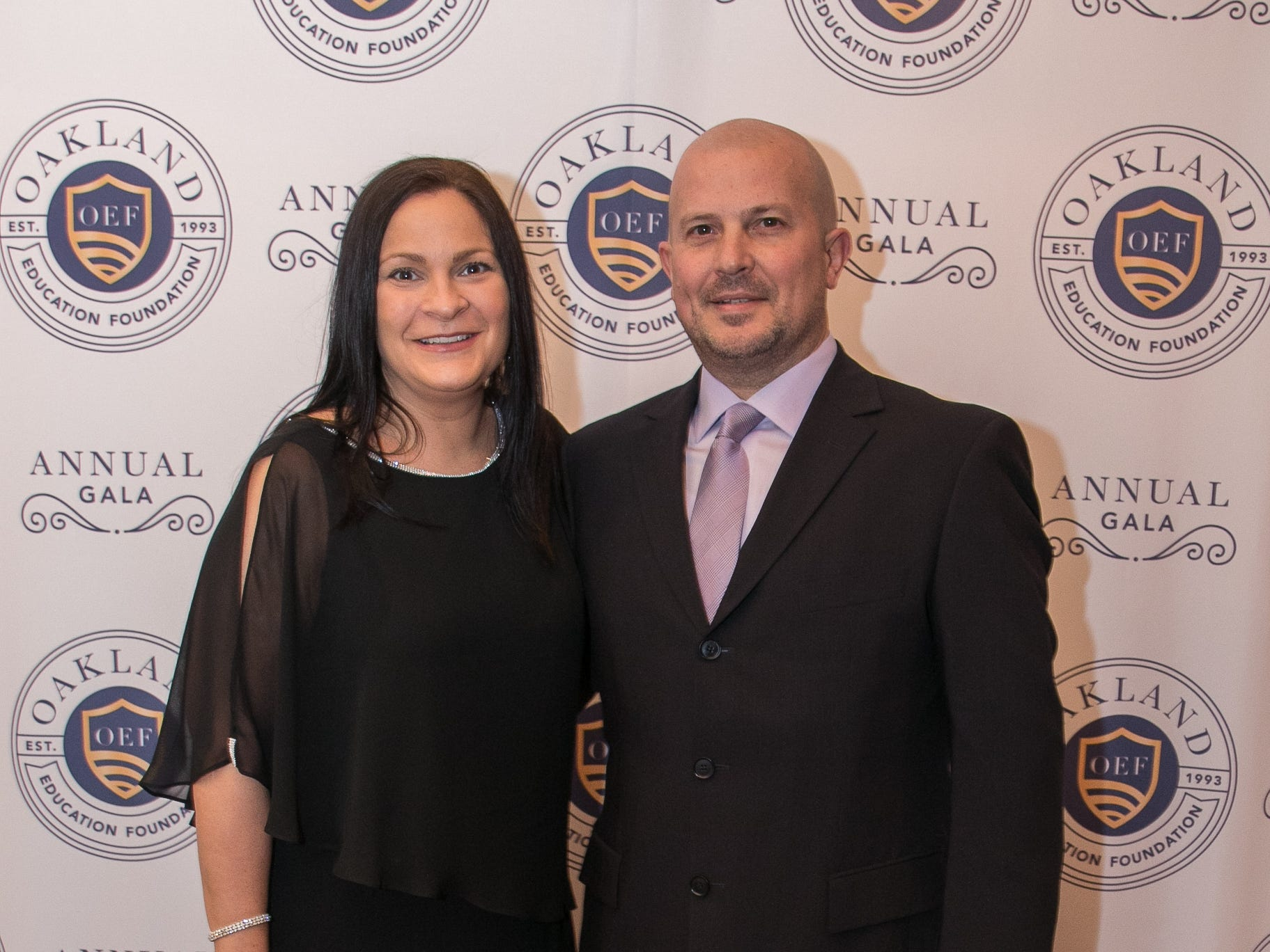 Sandra and Spencer Taltavoll. The Oakland Education Foundation held their 25th Anniversary Casino Night Gala at Preakness Hills Country Club in Wayne. 03/16/2019
