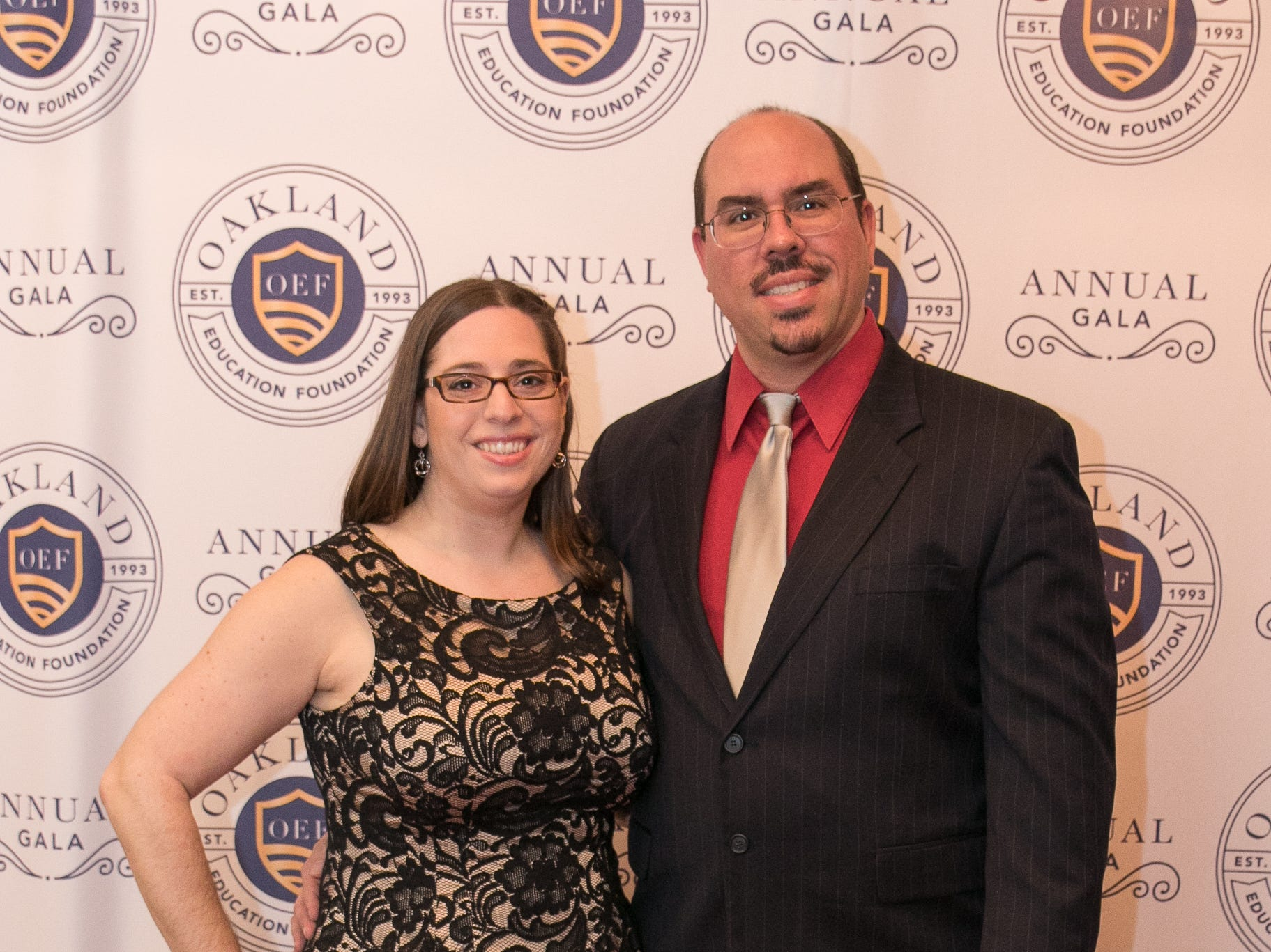 Beth and Brian LaForgia. The Oakland Education Foundation held their 25th Anniversary Casino Night Gala at Preakness Hills Country Club in Wayne. 03/16/2019
