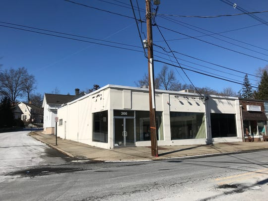 A five-unit development is proposed for 366 South Maple Ave., the subject of a memorandum of agreement with Glen Rock.