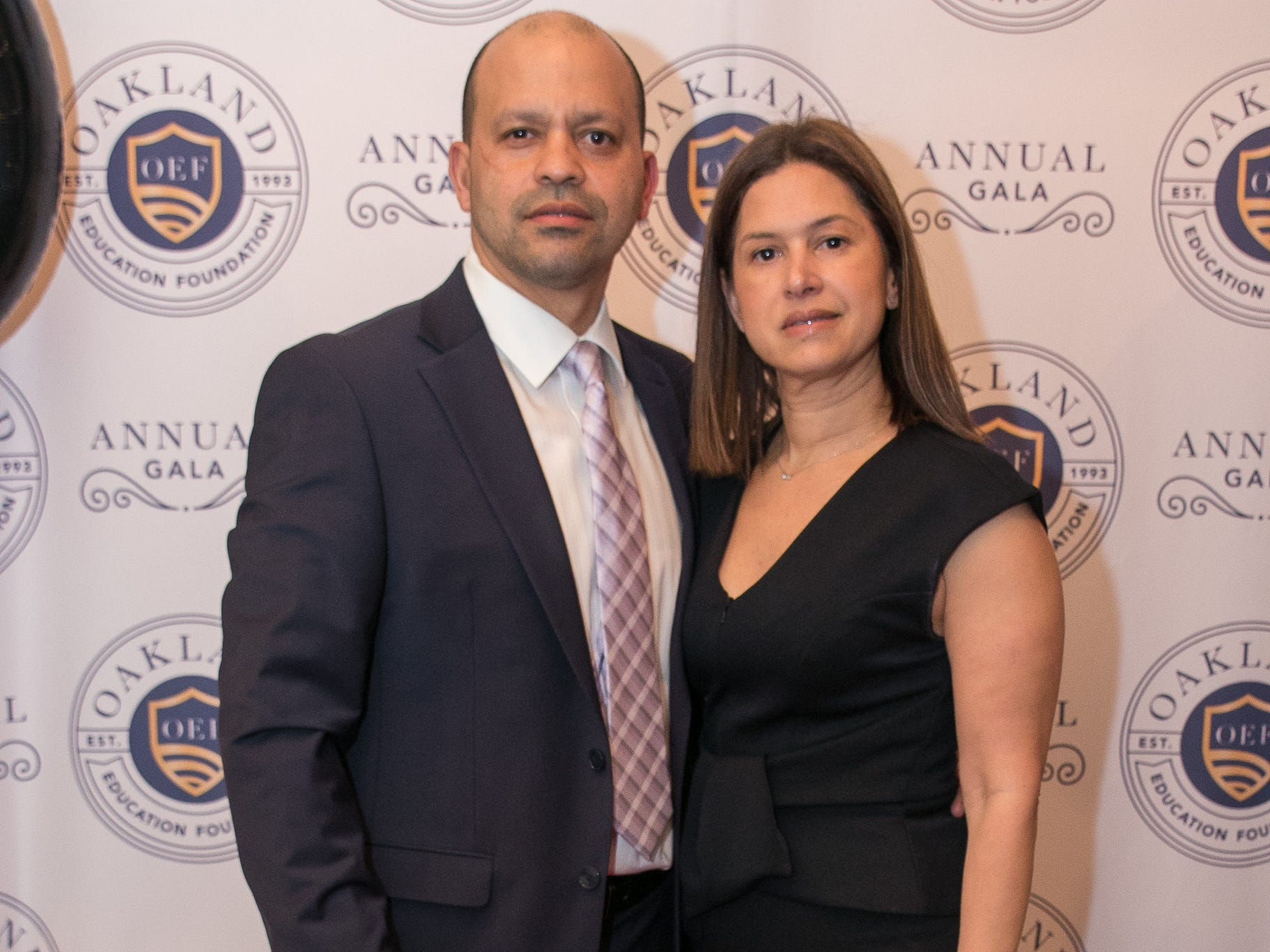 The Oakland Education Foundation held their 25th Anniversary Casino Night Gala at Preakness Hills Country Club in Wayne. 03/16/2019