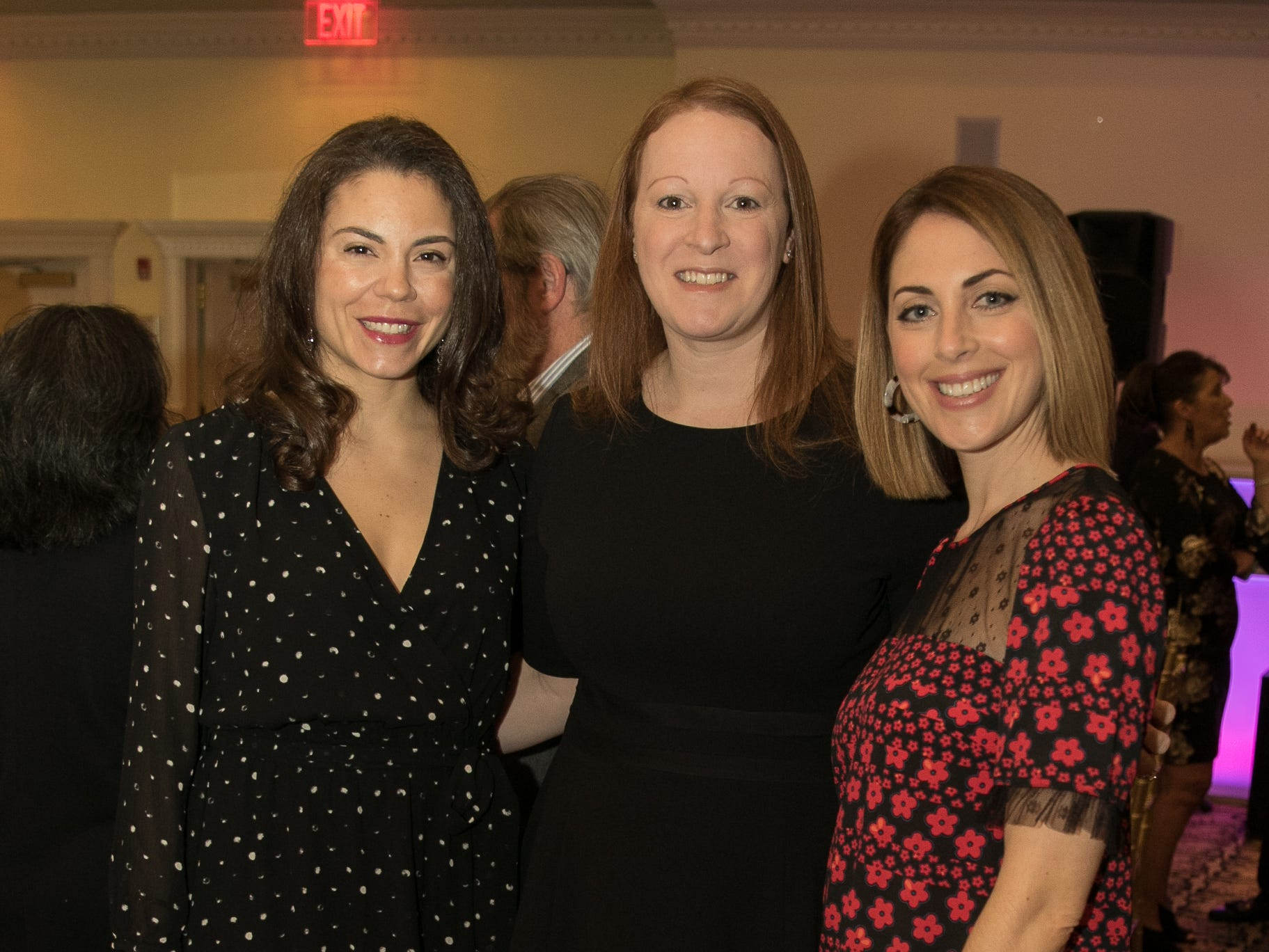 Clarena McBeth, Kim Diedtrich, Courtney Hubbard. The Emmanuel Cancer Foundation 9th Annual Bash at The Brick House. 03/15/2019