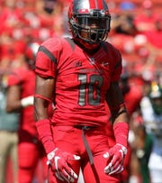 Rutgers cornerback Blessuan Austin is a sleeper in the upcoming NFL Draft as he recovers from knee surgery. The Giants and Jets, among others, have shown interest.