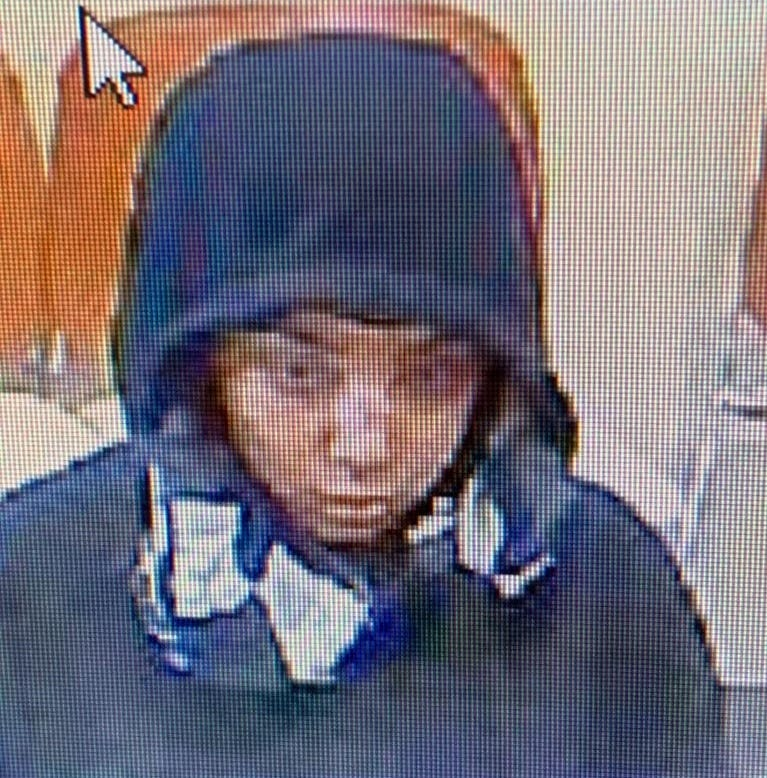 Police ask public to help ID Paterson bank robbery suspect