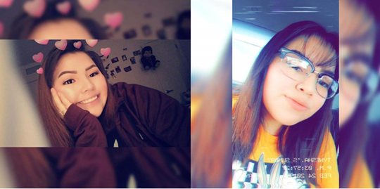 Gallup police are seeking the public's help to find 15-year-old Tanisha Jim, who was last seen in Gallup on Monday, March 18, 2019.