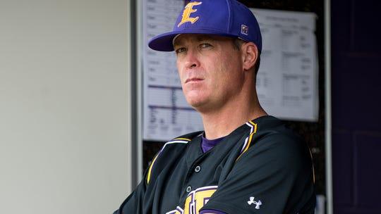 Jeff Willis, LSUE baseball coach