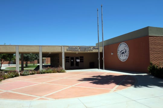 Students at Palm Desert Charter Middle School test better than students at other public schools in the district.