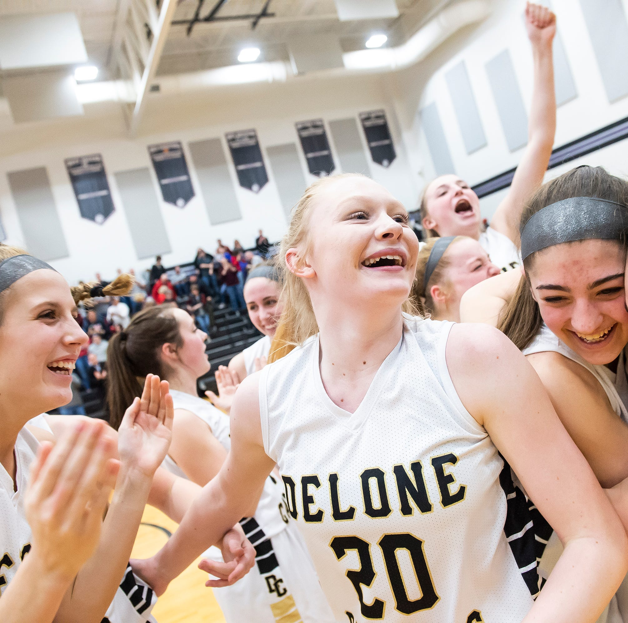 Delone Catholic girls headed to state championship game after defeating Central Cambria