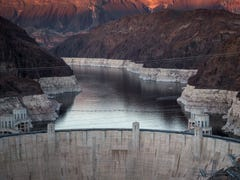First-ever mandatory water cutbacks will kick in next year along the Colorado River