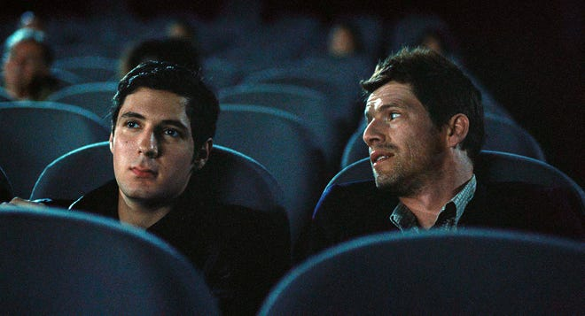 """Vincent Lacoste (left) and Pierre Deladonchamps star in """"Sorry Angel."""""""