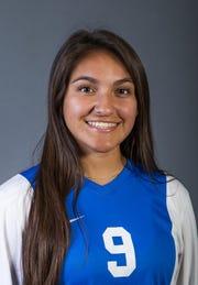 Girls Soccer Player of the Year nominee Lexy Aguilar of Phoenix Thunderbird #azcsportsawards