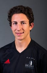 Boys Soccer Player of the Year nominee Case Montanile of Brophy College Prep #azcsportsawards