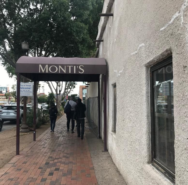 Crews will demolish parts of Tempe's iconic Monti's La Casa Vieja steakhouse. Here's what we know.