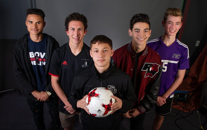 2019 Boys Soccer Player of the Year nominees #azcsportsawards