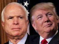 John McCain would convict Donald Trump in an impeachment trial. Guestview
