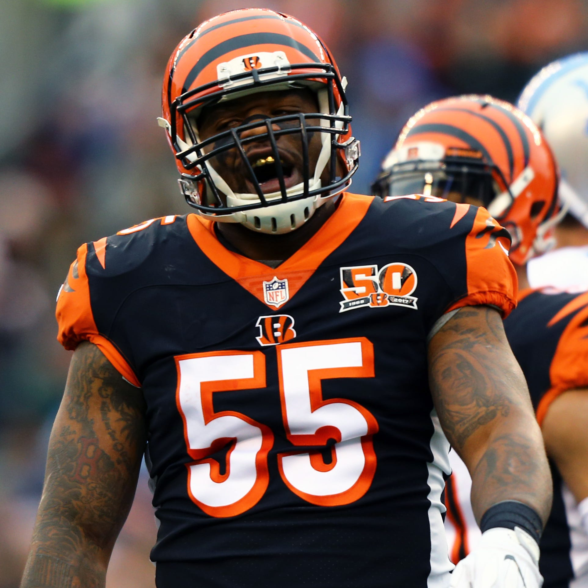 Overlooking Vontaze Burfict's problems hasn't helped the former Arizona State linebacker