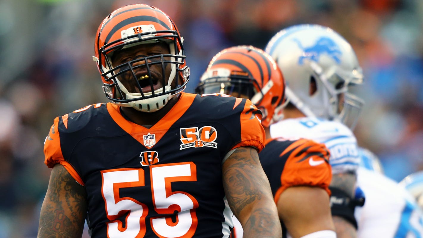 Overlooking Vontaze Burfict S Problems Hasn T Helped Former