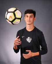 Boys Soccer Player of the Year nominee Manuel Quiroz of Tucson Sunnyside #azcsportsawards