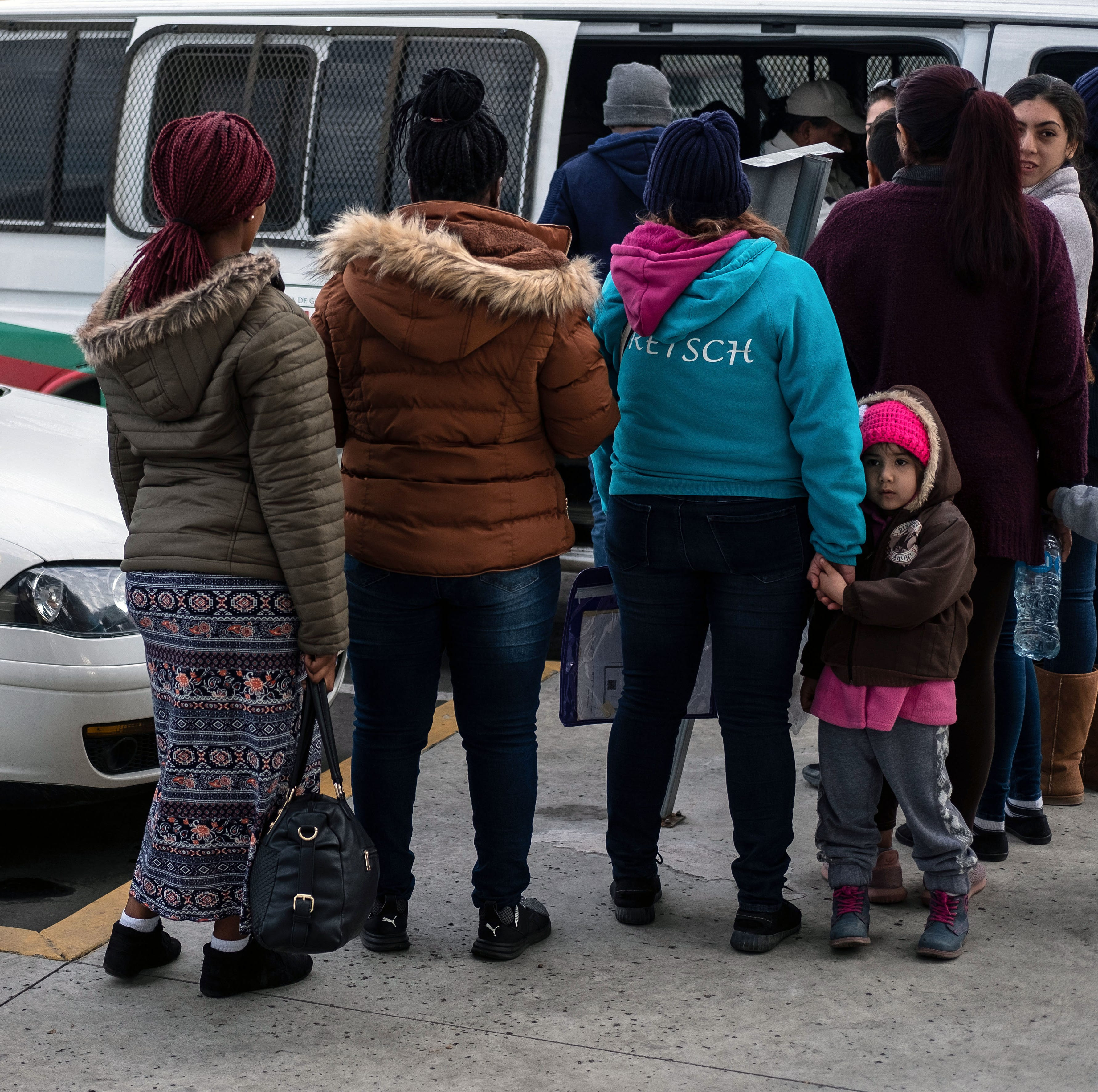 Temor en México por solicitantes de asilo devueltos por EEUU