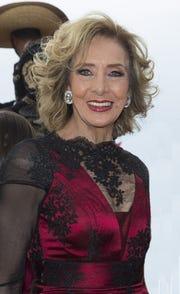 Lorena Velázquez tiene 81 años de edad, 63 de ellos, dedicados a la actuación.