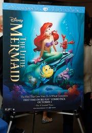 Disney ha sacado múltiples versiones de colección del clásico 'The Little Mermaid' de 1989.