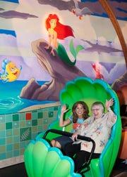 La atracción de 'La Sirenita' es una de las más visitadas en Disney California Adventure.