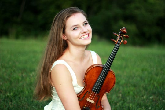 HVP 2018 String Competition winner Ania Filochowska will perform Beethoven: Violin Concerto op. 61, D major with the orchestra March 23 at the Bardavon.