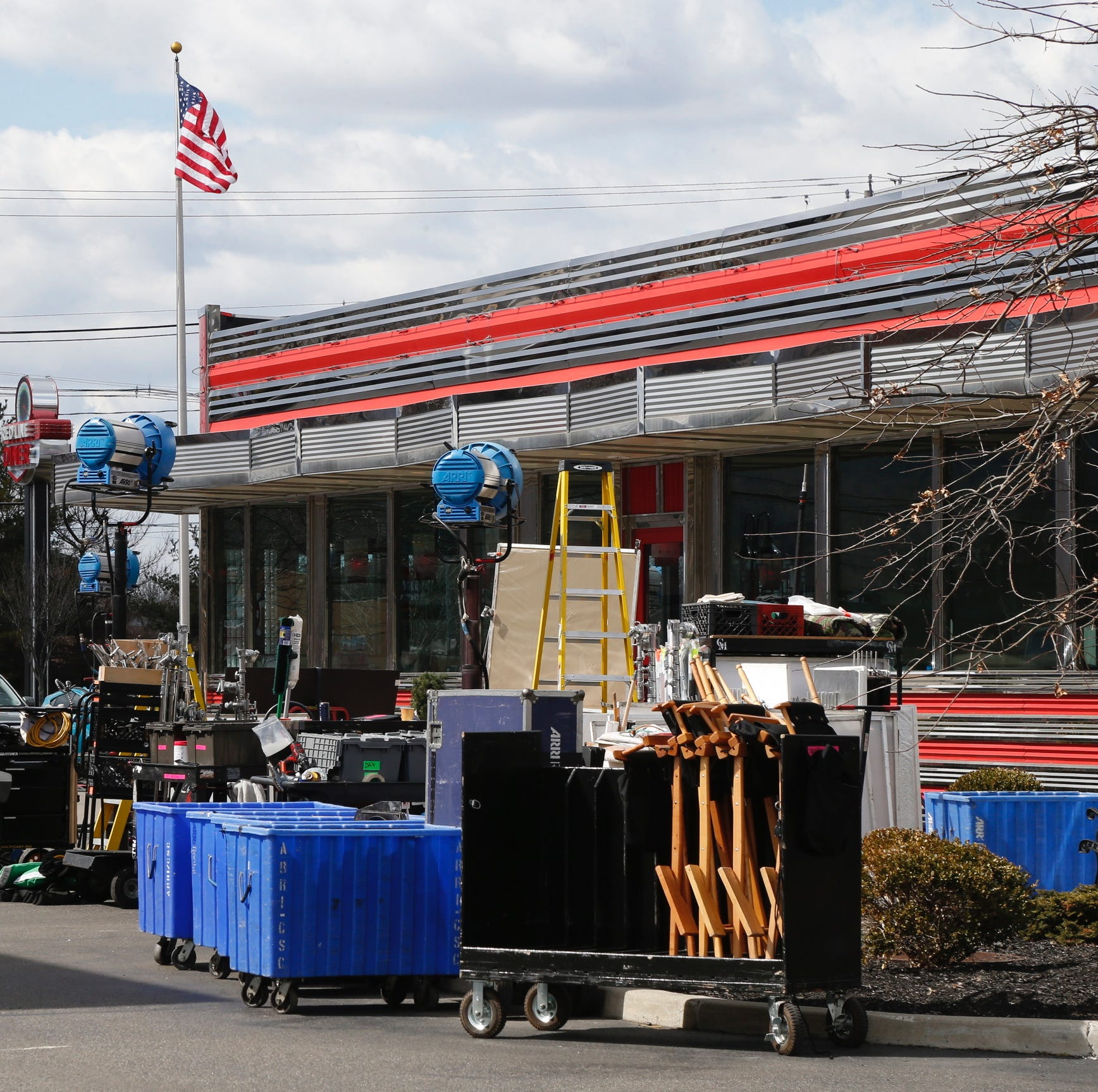Charlie Kaufman movie for Netflix filming in Fishkill, Hudson Valley