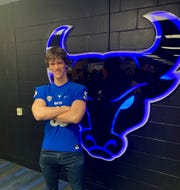 Garth Barclay received an NCAA Division I offer from Buffalo earlier this month. It is one of eight D-I offers the York Suburban offensive lineman has.