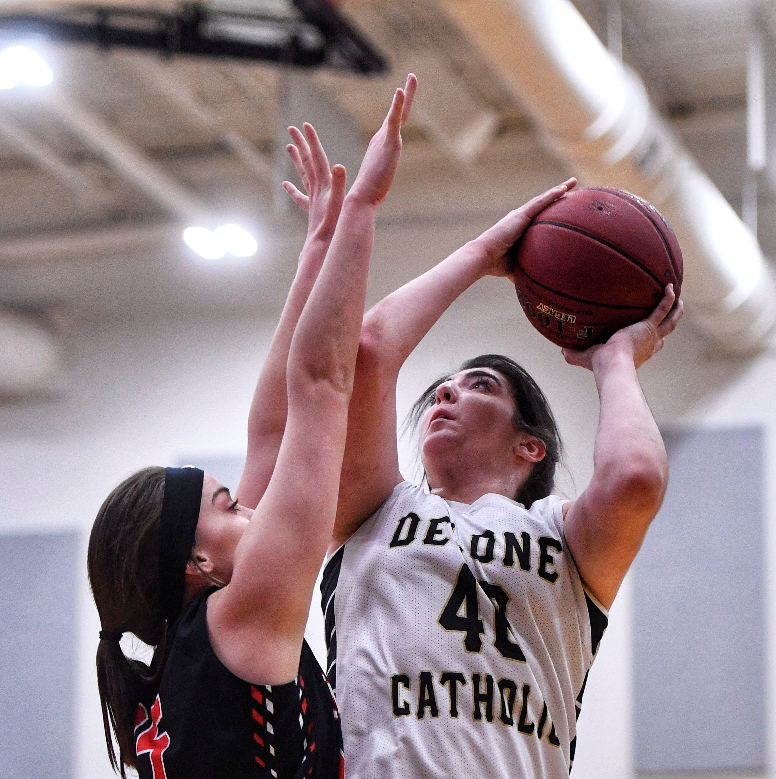 Delone Catholic girls' basketball team earns berth in PIAA Class 3-A state title game