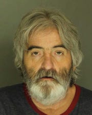 Richard Manion, arrested for robbery and terroristic threats and simple assault.