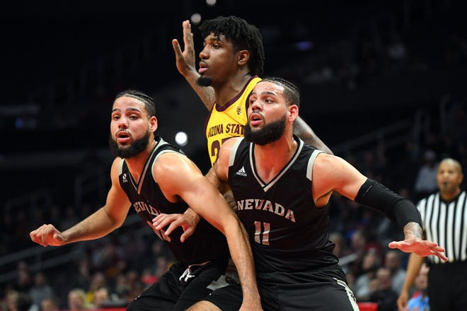 Nevada opponent Arizona State joined the Wolf Pack in this season's NCAA Tournament. The Pack beat the Sun Devils in December at the Staples Center in Los Angeles.