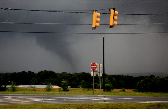 During Severe Weather Preparedness Week, Wayne County Emergency Management Agency urges county residents to plan, prepare and practice for dangerous weather, such as a tornado, and the damage that might result.