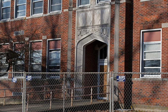 The former Milton School was built in 1923 and closed as an elementary in 1996. From there, it moved into private hands and was used as a commercial property until 2001.