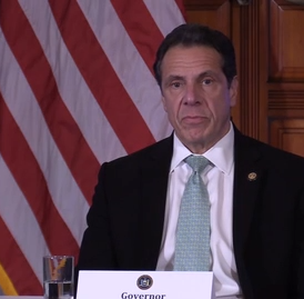 Andrew Cuomo on SUNY swimmers: North Carolina travel ban a 'statement of principle'