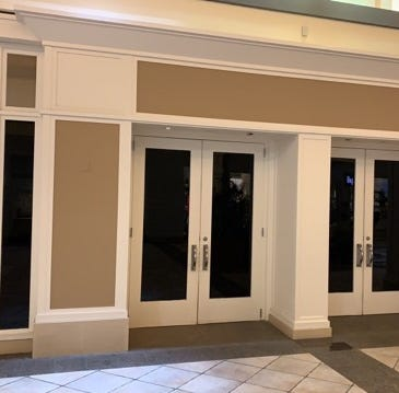 Pottery Barn Kids at Eastview mall closes
