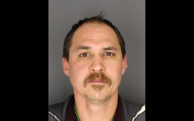 William Jones, 39, of Canandaigua.