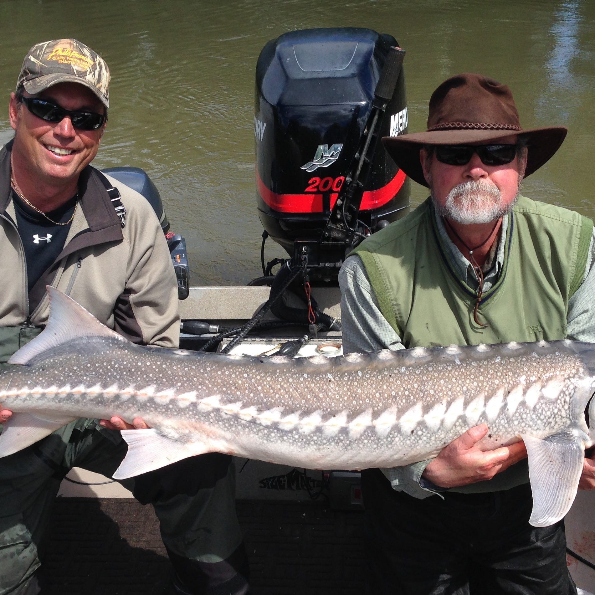 North Sacramento River area fishing report for March 22, 2019