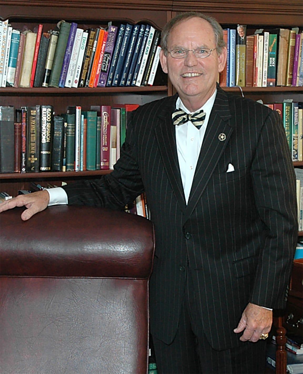 Dr. Robert Douglas.