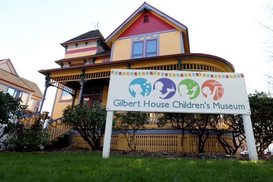 The Gilbert House Children's Museum.