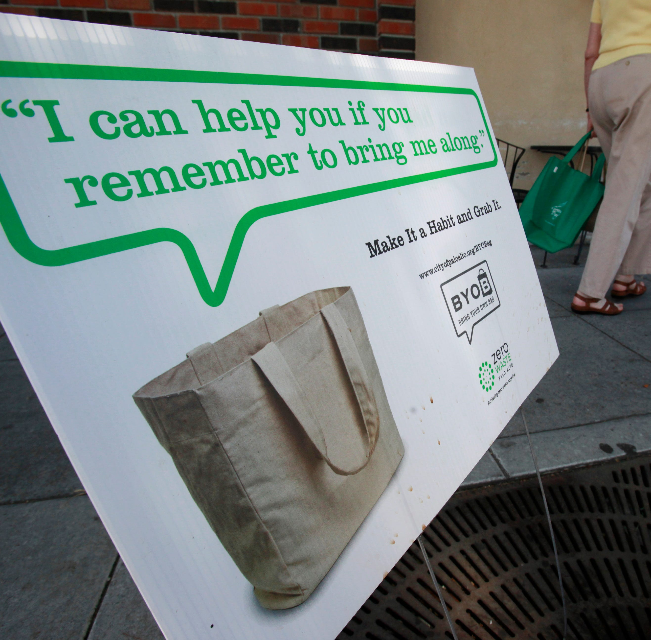 Tips: How to switch to reusable bags and make the habit stick