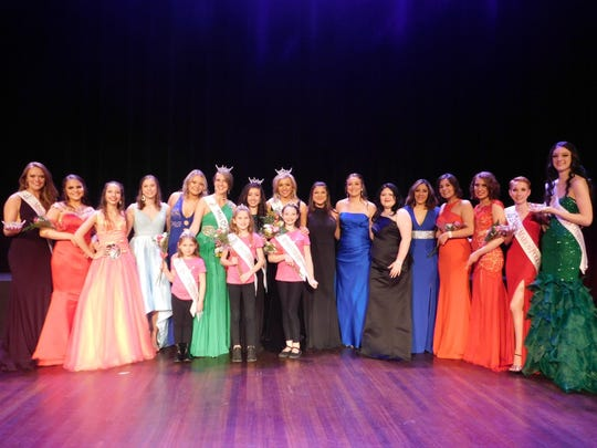 The Miss Marion-Polk County Scholarship Program crowned its 2019 titleholders March 9 atthe Elsinore Theatre.
