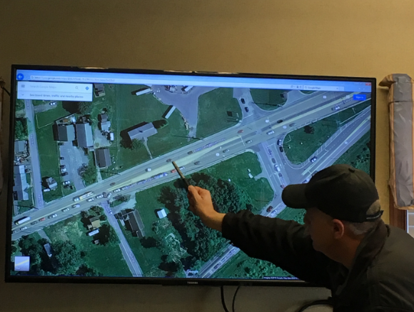 The area targeted during this initiative was secondary roadways in the Lewes area.  During this operation, Troopers utilized a stationary unconventional vehicle to spot distracted driving violations as well as seatbelt violations.