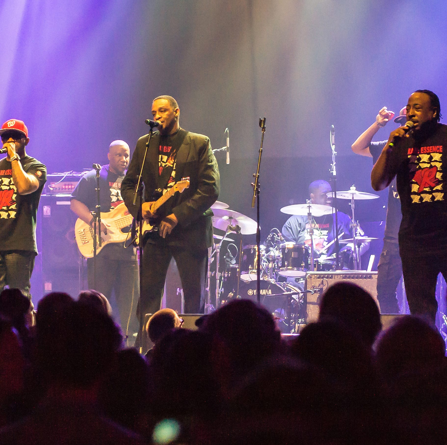 National Folk Festival: D.C.'s Rare Essence, three others to perform