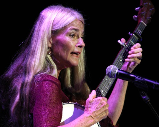 Sheila Kay Adams will be performing at the 2019 National Folk Festival in Salisbury, Md.