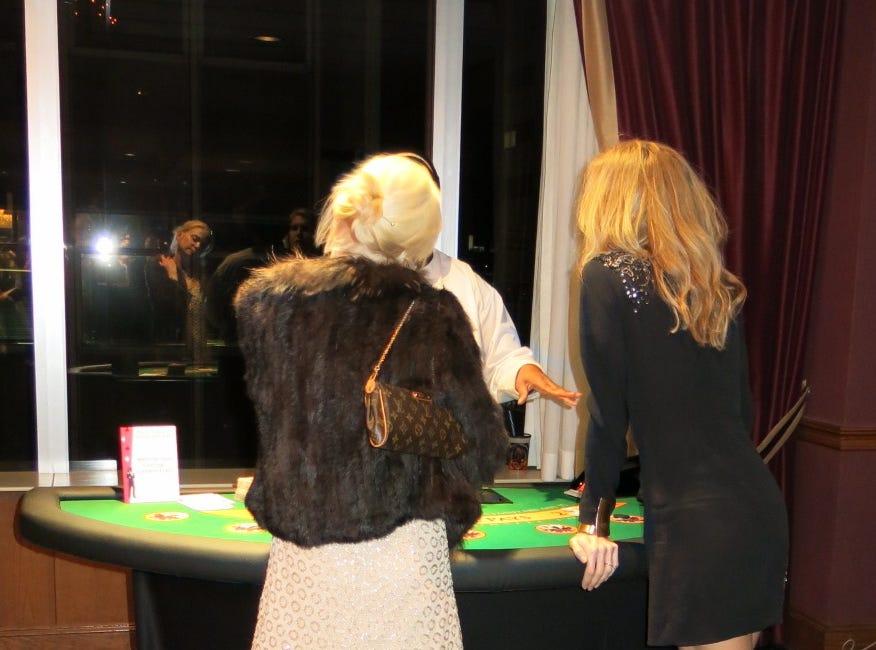 "Shreveport Opera Guild ""Casino Royale – 0070 Secret Agent Gala"" was March 15, 2019 at Petroleum Club."