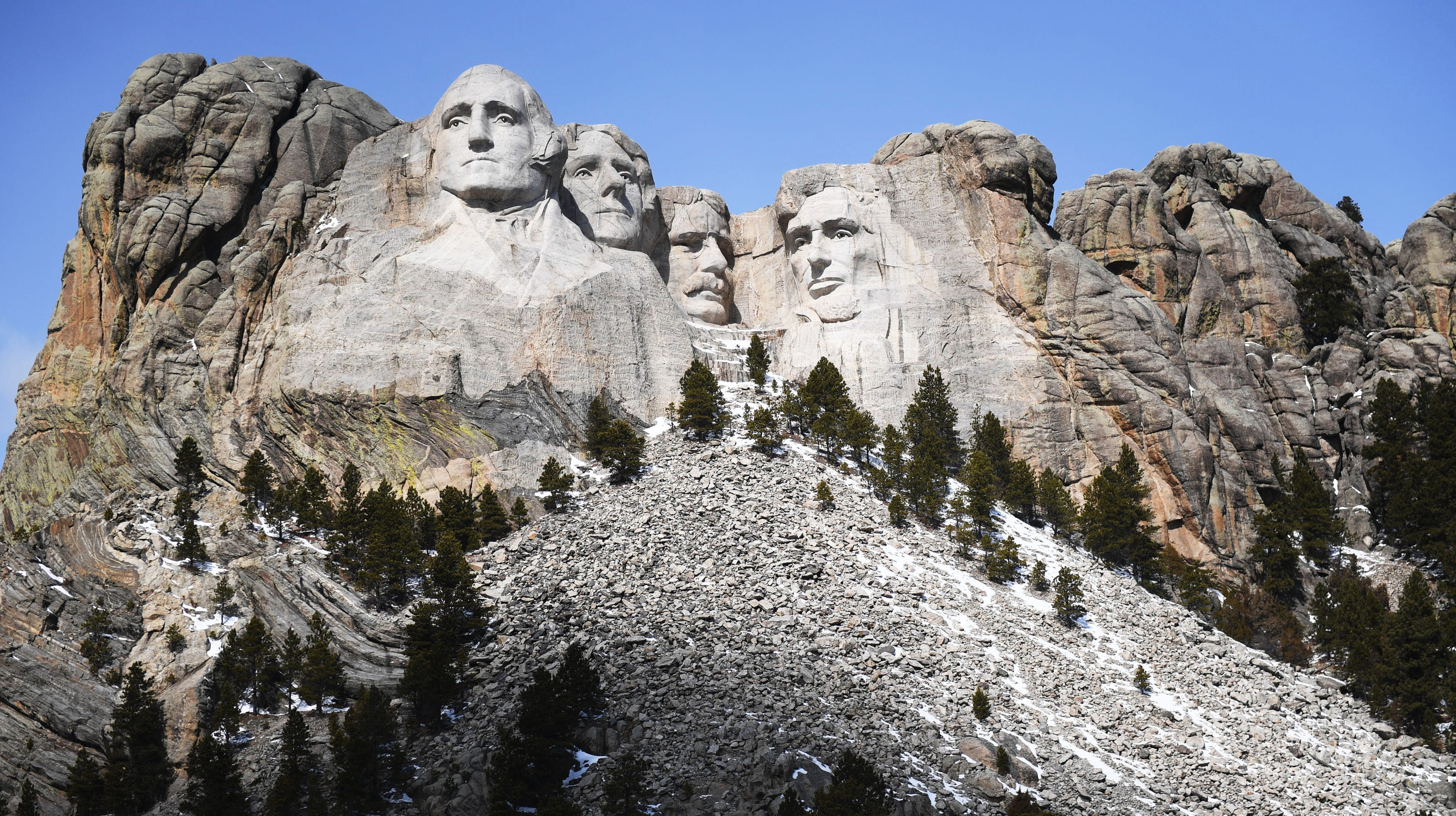 Mount Rushmore: Cheyenne Sioux River Tribe chairman calls for removal