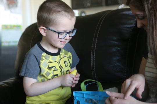 "Conner Alberts said he's most excited to see characters from ""The Incredibles"" at Walt Disney World--a wish students at Snow Canyon High School aim to grant the 3-year-old leukemia patient."