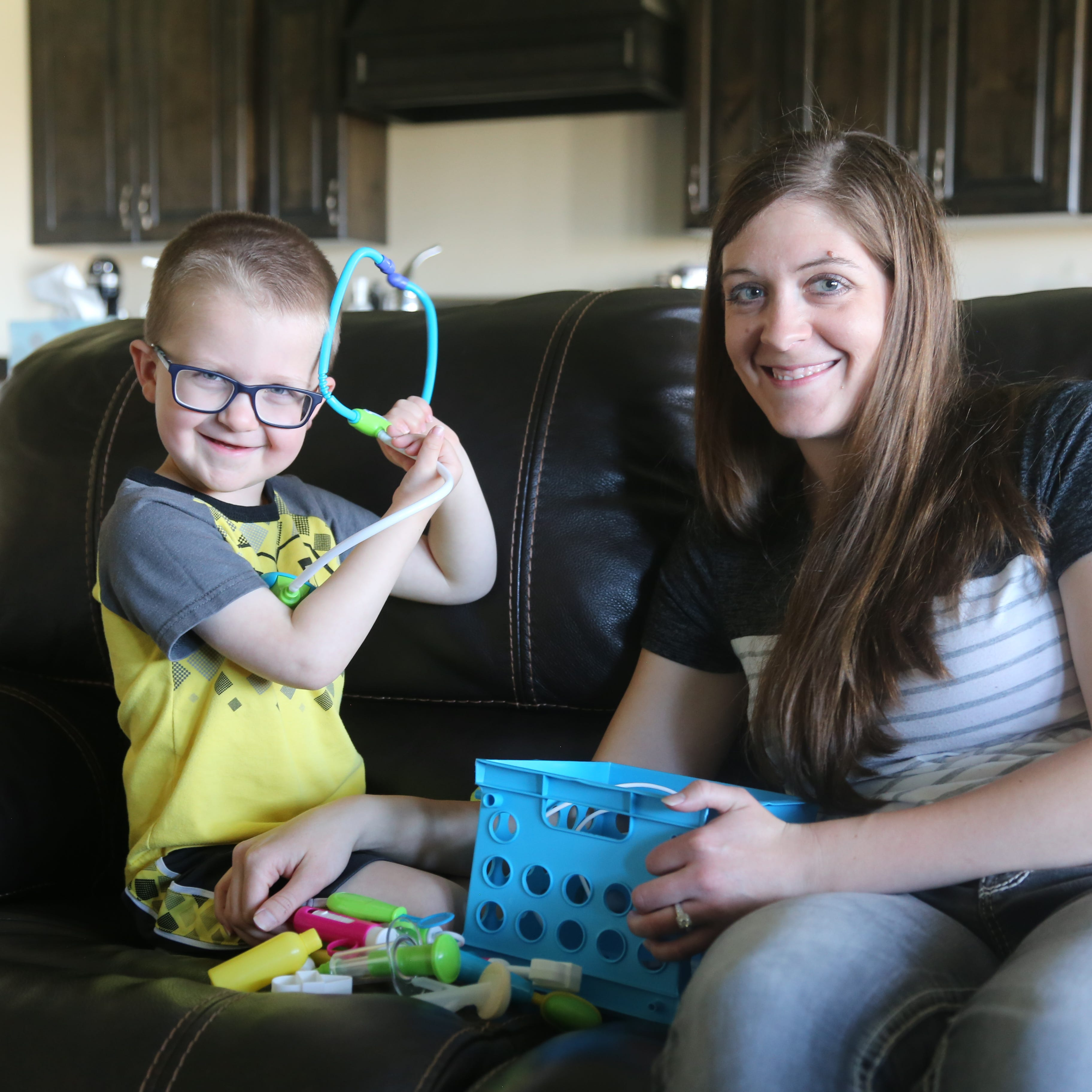 Snow Canyon students go 'all in' to grant the wish of a 3-year-old leukemia patient
